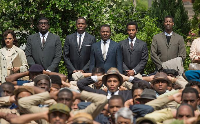 "***Selma*** <br><br> Based after the Civil Rights Act of 1964 that abolished segregation in the South, *Selma* depicts how discrimination remained at an all time high. Much like today, the film shows how the city of Selma became the battleground in the fight for suffrage. The film also features the iconic moment that Dr. Martin Luther King Jr., and his followers, took to an epic march from Selma to Montgomery, and their efforts to have the Voting Rights Act of 1965 passed. <br><br> Available to rent or buy on *[Google Play](https://play.google.com/store/movies/details?id=sF5qdnuRFLg|target=""_blank""