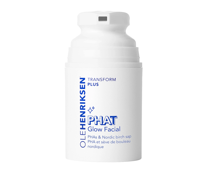 "**Phat Glow Facial Mask by Ole Henriksen, $69 at [Sephora](https://www.sephora.com.au/products/ole-henriksen-phat-glow-facial-mask/v/50ml|target=""_blank""