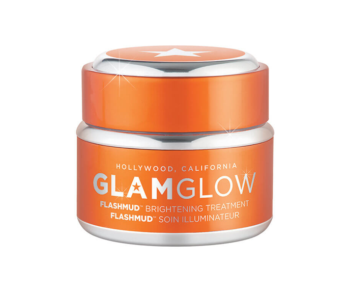 "**FLASHMUD™ Brightening Treatment by GlamGlow, $94 at [MECCA](https://www.mecca.com.au/glamglow/flashmud-brightening-treatment/V-022313.html|target=""_blank""
