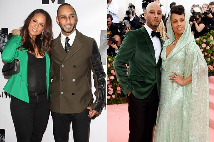 **Alicia Keys and Kasseem Dean, (a.k.a. Swizz Beatz)** <br> **Together For:** 11 years <br><br> Friends since they were teenagers, musician Alicia Keys and producer Kasseem Dean didn't begin their relationship until the late 2000s. Come 2009, the pair were engaged, and were married by 2010. They have also welcomed two sons, Egypt and Genesis, together.