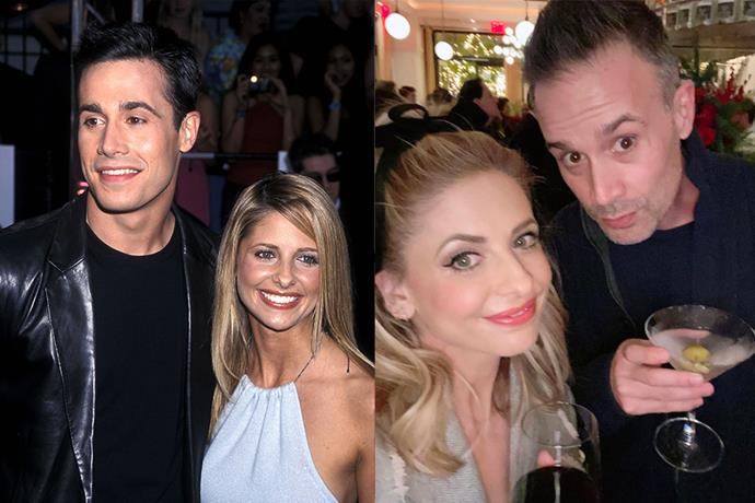 **Sarah Michelle Gellar and Freddie Prinze, Jr.** <br> **Together For:** 23 years <br><br> Everyone's favourite '90s sweethearts met on the set of I Know What You Did Last Summer in 1997, before marrying in 2002. They have two children together—Charlotte Grace and Rocky James.