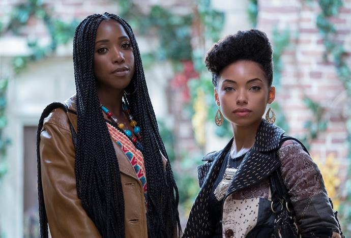 "***Dear White People:*** An excellent dramedy that's well worth a watch, the show follows several black college students as they navigate the daily slights and slippery politics at an Ivy League college that's not nearly as ""post-racial"" as it thinks it is. It's particularly great viewing if you are working to [become a better ally](https://www.elle.com.au/news/black-lives-matter-ally-23575