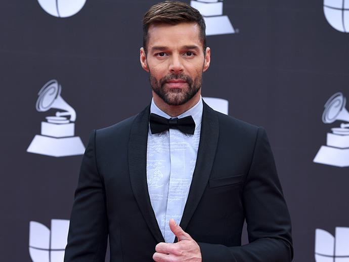 **Enrique José Martín Morales IV > Ricky Martin** <br><br> In 1984, Enrique José Martín Morales IV joined one of the biggest boy bands in Latin America, Menudo. However, just a year later, Morales, who'd lived with his father, decided to move in with his mother and changed his name to Ricky Martin.  <br><br> Unfortunately, Martin explained how his choice to change his name cost him his relationship with his father for 10 years. Thankfully, in 1995, Martin and his father reconciled.