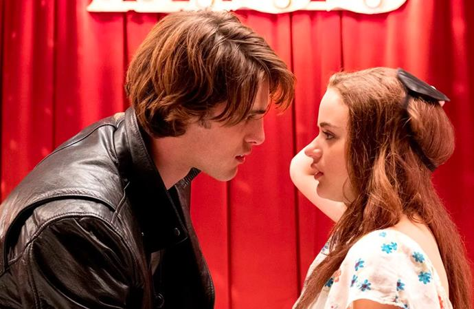 ***The Kissing Booth***: This Netflix original follows Elle, a young high school student, who finds herself face-to-face with her long-term crush, Noah, when she signs up to run a kissing booth at her school's spring carnival. However, tensions run high after the pair try to hide their relationship from Elle's life-long best friend, Lee, who also happens to be Noah's younger brother.