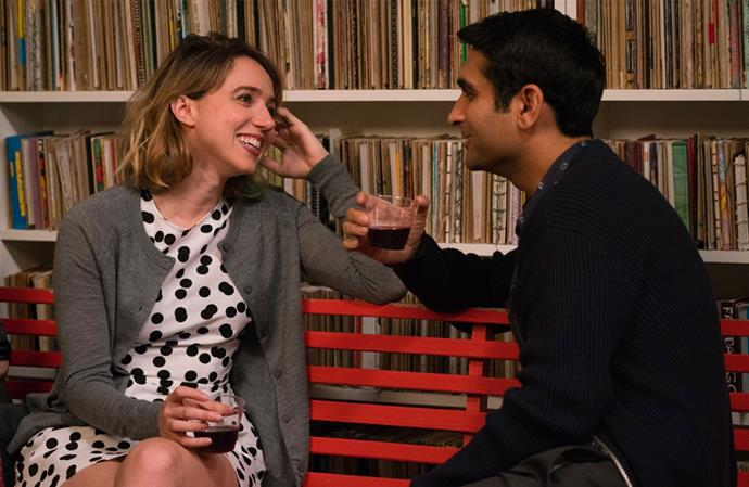 ***The Big Sick***: Based on a true story, *The Big Sick* follows Kumail, a comedian, who meets graduate student Emily, at one of his stand-up shows. As their relationship blossoms, he soon becomes worried about what his traditional Muslim parents will think of her. When an illness leaves Emily suddenly in a coma, Kumail finds himself developing a bond with her deeply concerned mother and father.