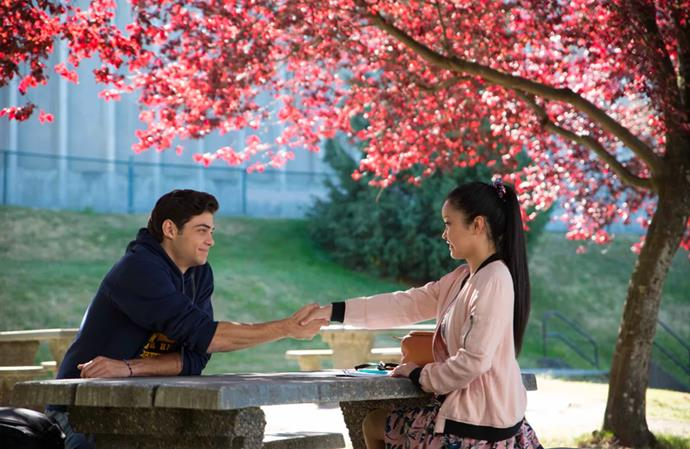 ***To All The Boys I've Loved Before***: This Netflix original became a huge hit for a reason. Lara Jean is a teenage girl in high school, who longs for a perfect boyfriend. However, over the years, the love letters that she has written to her crush are exposed and start to wreak havoc on her life. Both hilarious and adorable, this flick is sure to tug at your heartstrings.