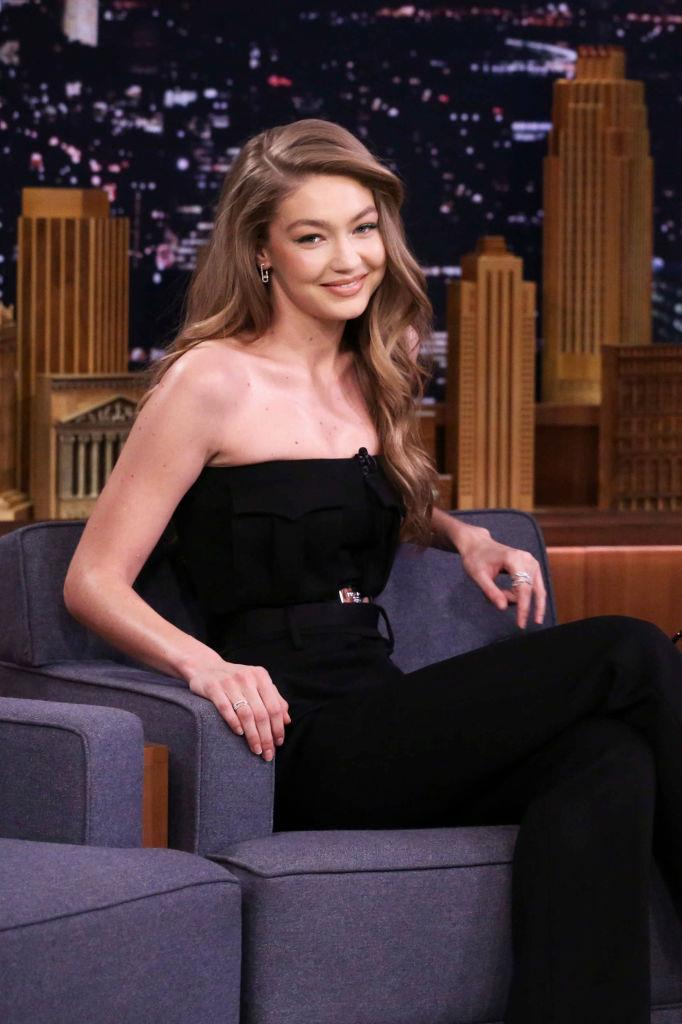 <p>Gigi Hadid's real name is Jelena Noura Hadid.