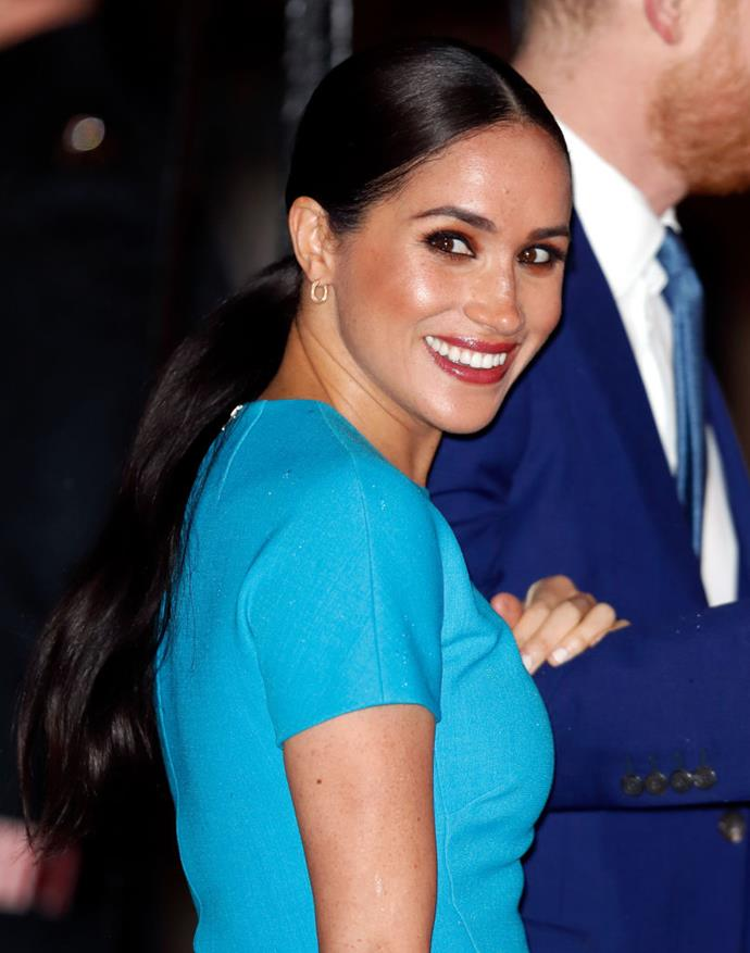<p>Meghan Markle's real name is Rachel Meghan Markle.