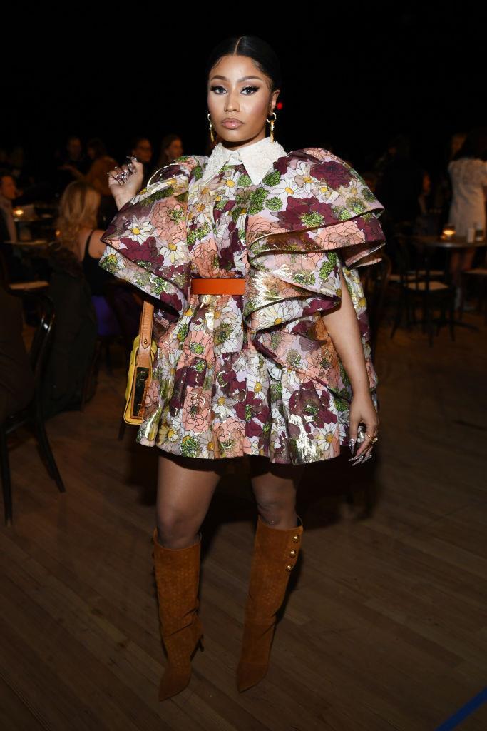 <p>Nicki Minaj's real name is Onika Tanya Maraj.