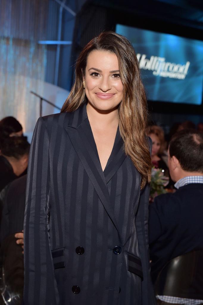 <p>Lea Michele's real name is Lea Michele Sarfati.