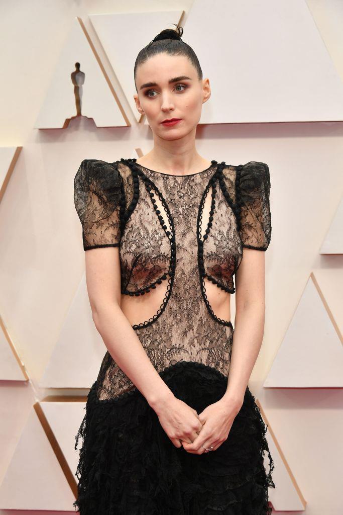 <p>Rooney Mara's real name is Patricia Rooney Mara.