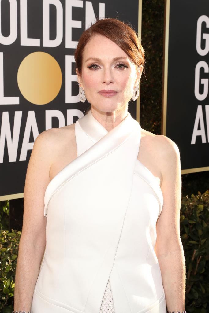 <p>Julianne Moore's real name is Julie Anne Smith.