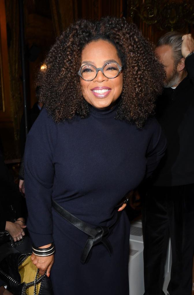 Oprah Winfrey was born Orpah (not 'Oprah') Winfrey.