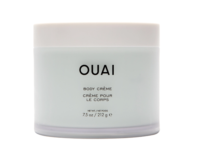 "Body Crème, $63 by OUAI at [Sephora](https://www.sephora.com.au/products/ouai-body-creme/v/212g|target=""_blank""