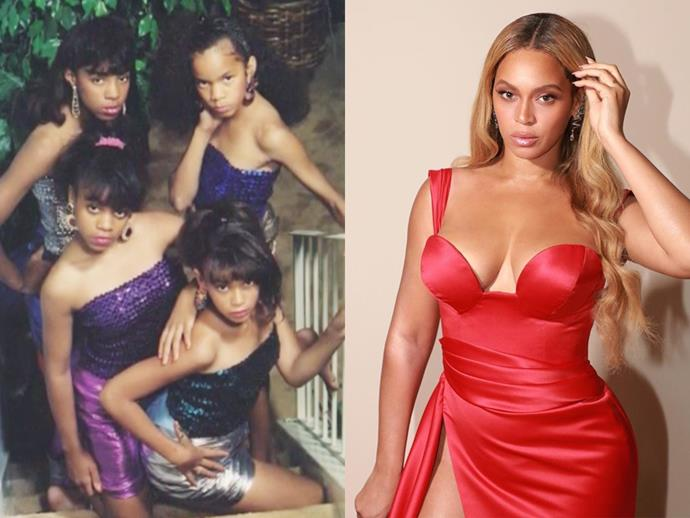 """***Beyoncé Knowles*** <br><br>  Eventually becoming known as Destiny's Child, the girl band first debuted on the television show *Star Search* under the name Girl's Tyme. In a surprising outcome, the girls lost the competition. <br><br> However, that certainly didn't stop the band becoming Destiny's Child and finding incredible success in the R&B genre. In 2004, the band broke up and proceeded with their individual careers. And we all know the success that followed Queen Bey after that. However, she stays true to her roots, crediting the *Star Search* television show introduction in her song """"***Flawless."""""""