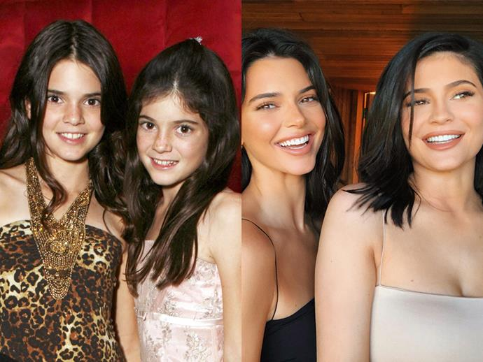 ***Kendall and Kylie Jenner*** <br><br> Perhaps the world's most famous sisters to come off reality television are the Kardashian and Jenner sisters—in fact that whole family. However, as many recognise the Jenner siblings from their Instagram, their first ever television gig was on the show when they were young.