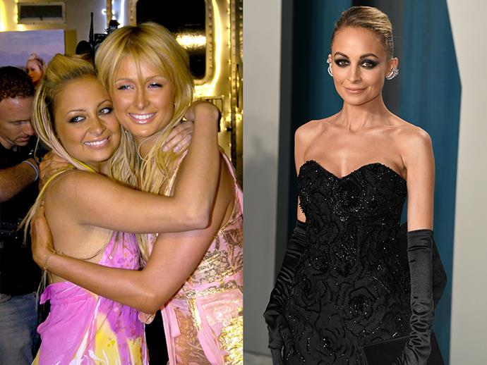 ***Nicole Richie*** <br><br> When Nicole and her then-BFF Paris Hilton appeared on <em>The Simple Life</em> in 2003, we watch the pair leave their luxurious lifestyles behind to live with a family in the rural community of Altus, Arkansas, for a month. Hilton was the more popular star, whereas Richie was known as her friend who happened to be the daughter of Lionel Richie. Richie's fun-loving personality shone through, and she became a star in her own right.