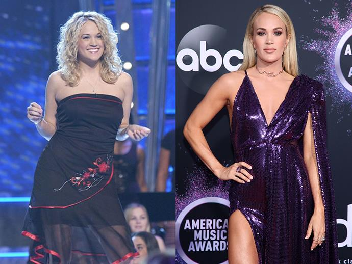 ***Carrie Underwood*** <br><br>Underwood is another <em>American Idol</em> star who's translated her reality television success into more. Afterall, she is one of the most successful country music artists around at the moment.