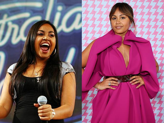 ***Jessica Mauboy*** <br><br> Another <em>Australian Idol</em> alum, Jessica Mauboy was the runner-up to Damien Leith, in 2006. Since then, she has become one of the country's favourite pop stars. Aside from music, she has worked as an actor, starring in her breakout role in  2012's <em>The Sapphires</em>, and she has also the lead in the Channel Seven show <em>The Secret Daughter</em>.