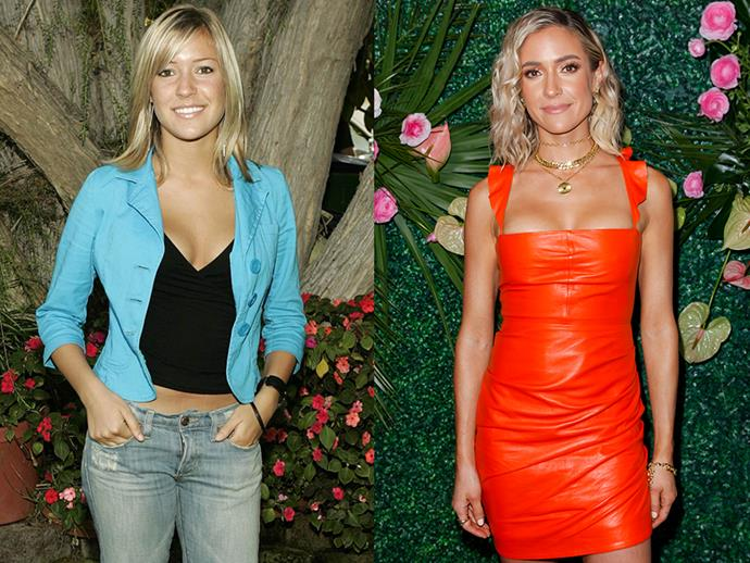 ***Kristin Cavallari*** <br><br> Cavallari was part of the original cast of <em>Laguna Beach: The Real Orange County</em>, after that wrapped up, she joined Lauren Conrad on <em>The Hills</em>. Since then, she has returned to reality television, this time with her own series called *Very Cavallari*.