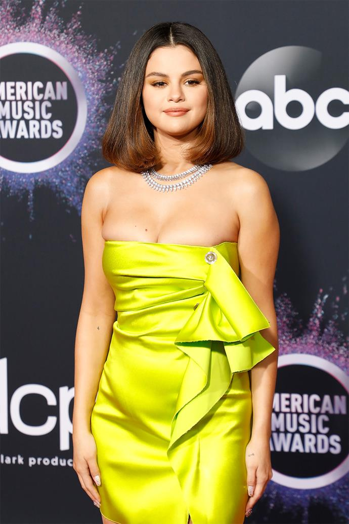 "**Selena Gomez** <br><br> Selena Gomez has always been an open book regarding her struggle with mental health, particularly as it's a common side effect from her ongoing battle with Lupus. <br><br> In a new interview with *[People](https://people.com/music/selena-gomez-mental-health-stronger-after-asking-for-help/|target=""_blank""
