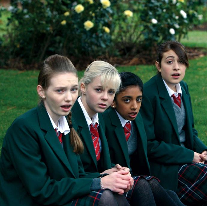 ***Angus, Thongs and Perfect Snogging***: Eccentric but loveable Georgia, keeps a diary about the ups and downs of being a teenager and tries to overcome the trials and tribulations of growing up. And at the same time, she and best friend Jas, try to win over the two most popular boys in school.