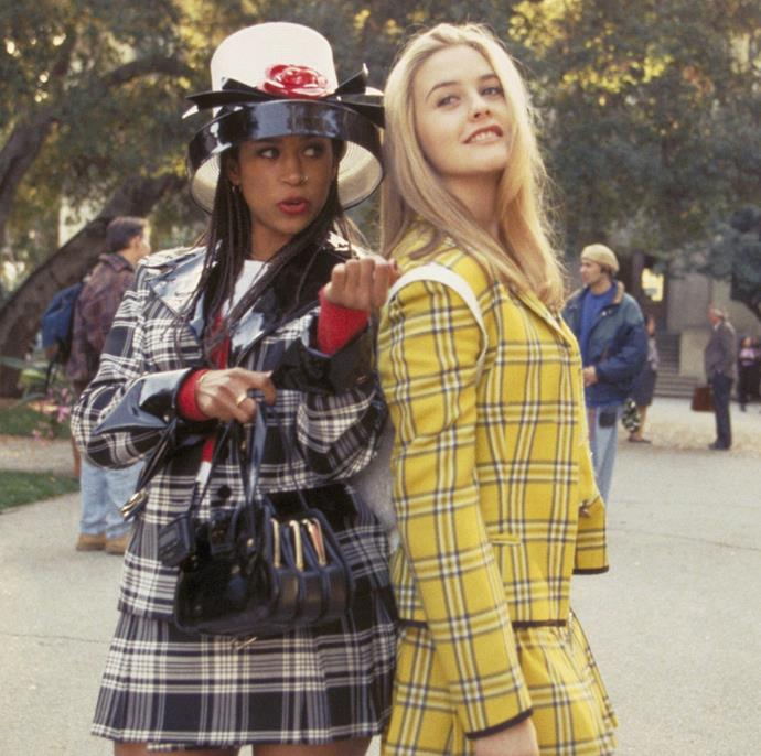 ***Clueless***: A '90s classic, *Clueless* follows wealthy popular girl Cher Horowitz, who fancies herself a matchmaker and sets about trying to find love for everyone in her life. However, when it comes to her own romantic prospects, that same intuition is no where to be found.