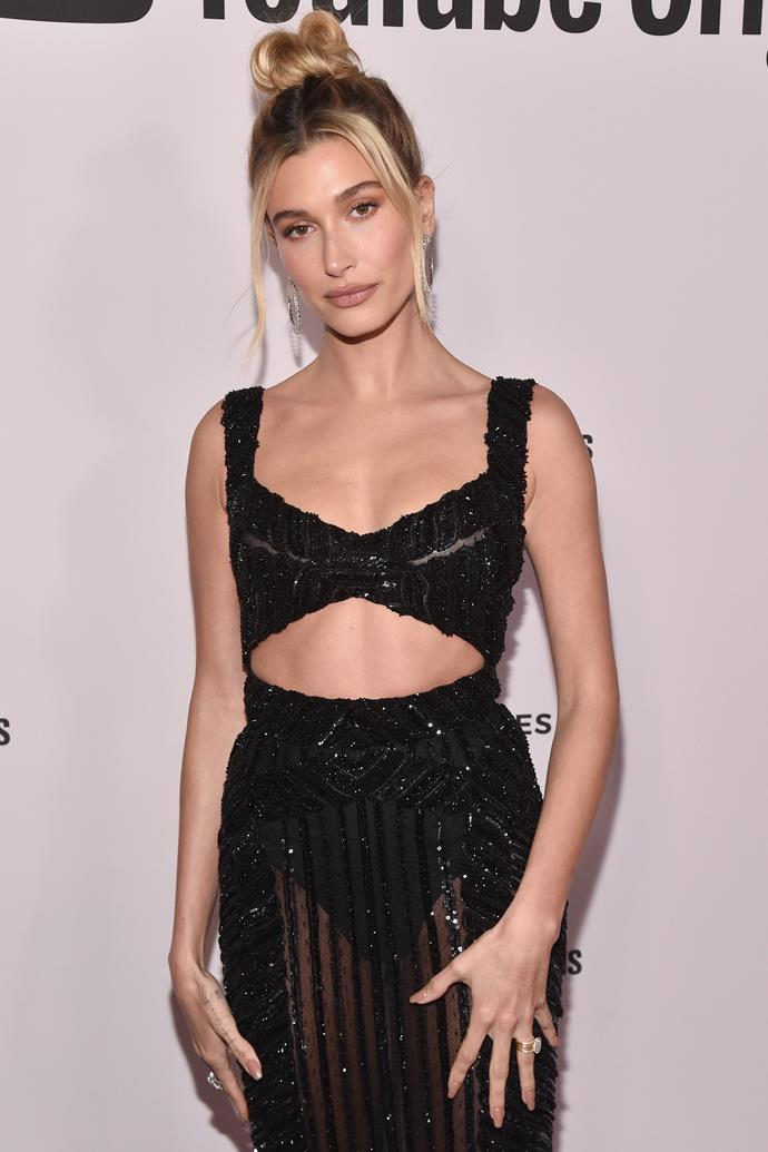 **Hailey Bieber** <br><br> Succeeding at her modelling career and happily married to Justin Bieber, Hailey Bieber's life may make her seem older than she really is. The model is actually only 24 years old.