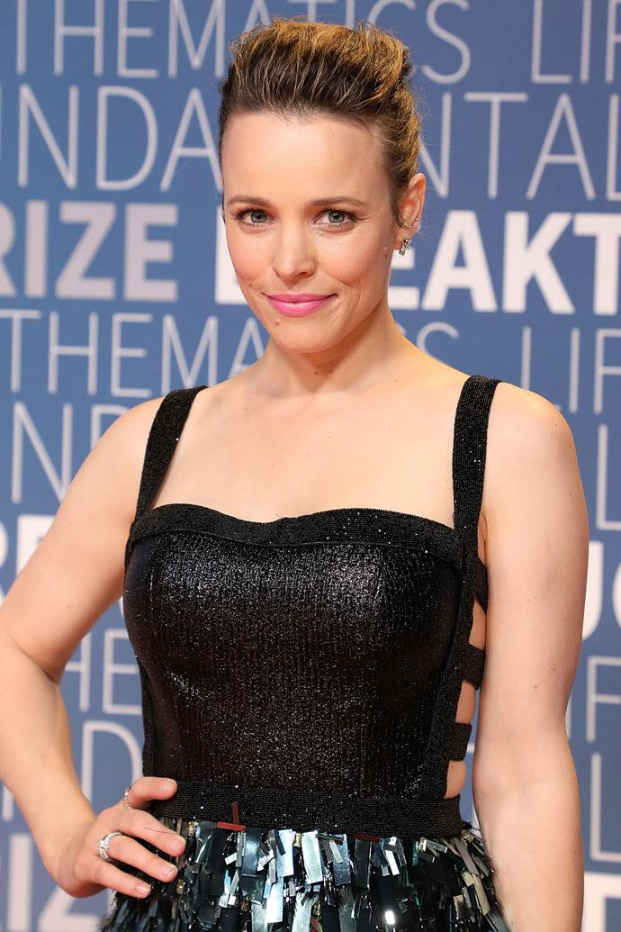 <p><strong>Rachel McAdams</strong> <br><br> Rachel was 25 when she played high schooler Regina George in <em>Mean Girls</em>. She's now 42, believe it or not.