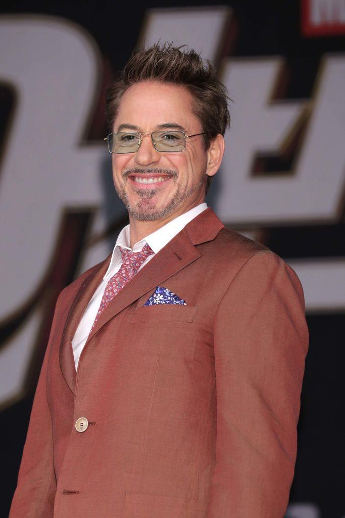 **Robert Downey Jr.**<br><br>  Robert Downey Jr. has three children with interesting *prenoms*: a son named **Indio Falconer**, a daughter named **Avri Roel** and a son named **Exton Elias**.