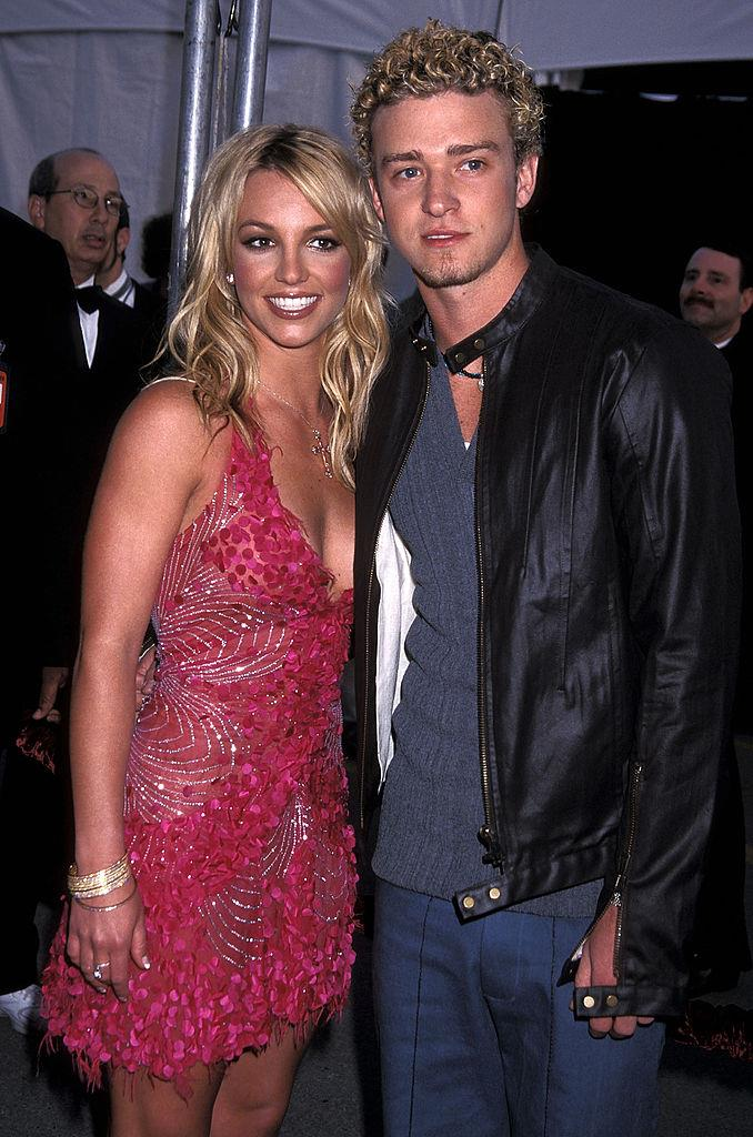 **Britney Spears and Justin Timberlake** <br><br> We still don't really know what happened since there is no *logical* reason to choose K-Fed over JT, and while we love J-Biel, we just can't help but wonder what could've been.