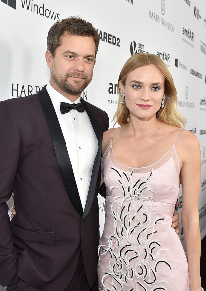 **Diane Kruger and Joshua Jackson** <br><br> After a decade together, this stylish couple called it quits and we thought it was soul-destroying. Fast-forward to today and they are forgiven as both are new parents and are now with equally cool partners: Jodie Turner Smith and Norman Reedus.