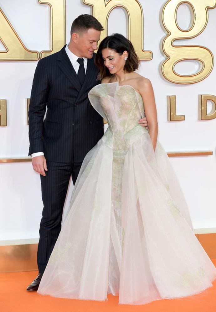 **Jenna Dewan and Channing Tatum**  <br><br> This one we really didn't see coming. Where were the signs? Meeting on the set of Step Up, this talented dance duo called it quits in 2018 after nine years together and one daughter, Everly.  <br><br> Tatum has been on/off with singer Jessie J and Dewan has just had a child with her  new partner Steve Kazee.