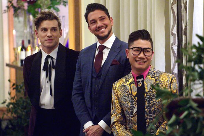 """***Say I Do*** **(1/7/2020)**<br><br>  Dubbed the [*Queer Eye* of matrimony](https://www.marieclaire.com.au/netflix-say-i-do-weddings-queer-eye