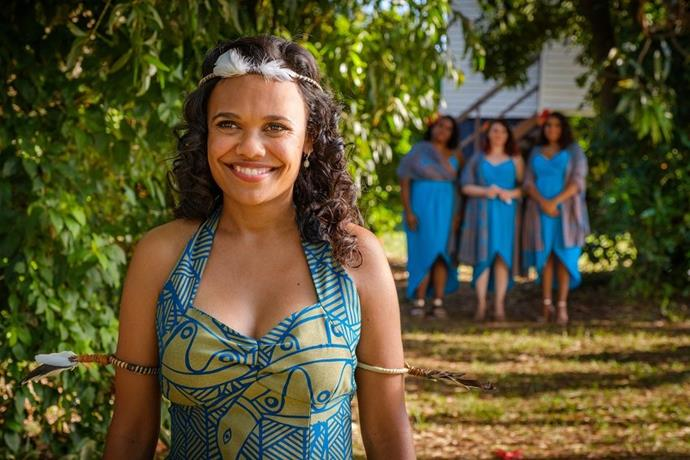 ***Top End Wedding*** **(1/7/2020)**<br><br>    Lauren and Ned have 10 days to find Lauren's mother who has gone AWOL in the remote far north of Australia so that they can reunite her parents and pull off their dream wedding. Stars award-winning actress Miranda Tapsell.<br><br>  *Check out the trailer below for a preview.*