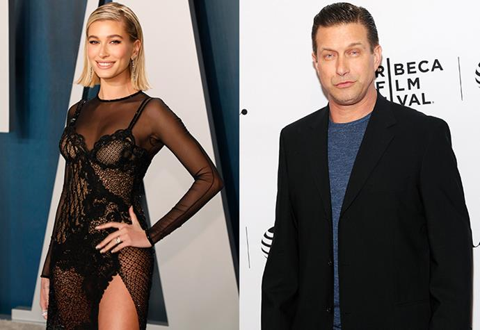 **Hailey Bieber (neé Baldwin)** <br><br> It can't be hard to figure out who Hailey Bieber's famous family are, simply through her maiden name. While her father, Stephen Baldwin, is most famous for his roles *The Usual Suspects* and *The Flintstones*, her famous uncles, Alec and William, are known for their roles in *30 Rock*, *Gossip Girl* and *Beetlejuice*. <br><br> However, Hailey Bieber's modelling career has set her up for enormous success. Modelling for Versace and Moschino, to name a few, her 27.6 million followers have cemented her status as one of fashion's It-girls.