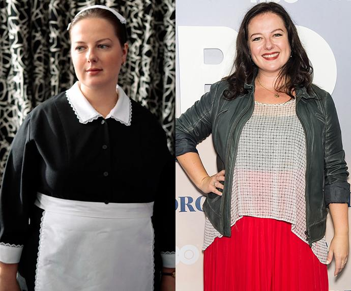 **Zuzanna Szadkowski (Dorota Kishlovsky)** <br><br> Known as Blair's loyal maid/personal assistant, Dorota often handled the ugly side of Blair Waldorf. However, the pair shared an unbreakable bond, and were ultimately best friends. After admitting to being a Polish princess, we last saw Dorota after we discovered who the *real* Gossip Girl was. Since then, Szadkowski has put Dorota behind her and has starred in *The Knick*, *Girls* and *Elementary*. Rumour has it, she and Leighton Meester are just as close in real life.