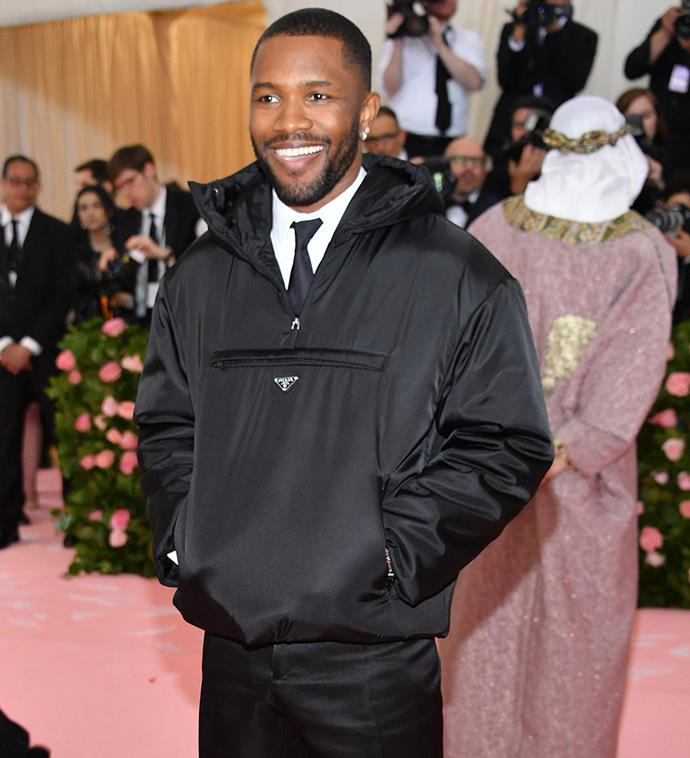"***Frank Ocean ([@blonded](https://www.instagram.com/blonded/|target=""_blank""