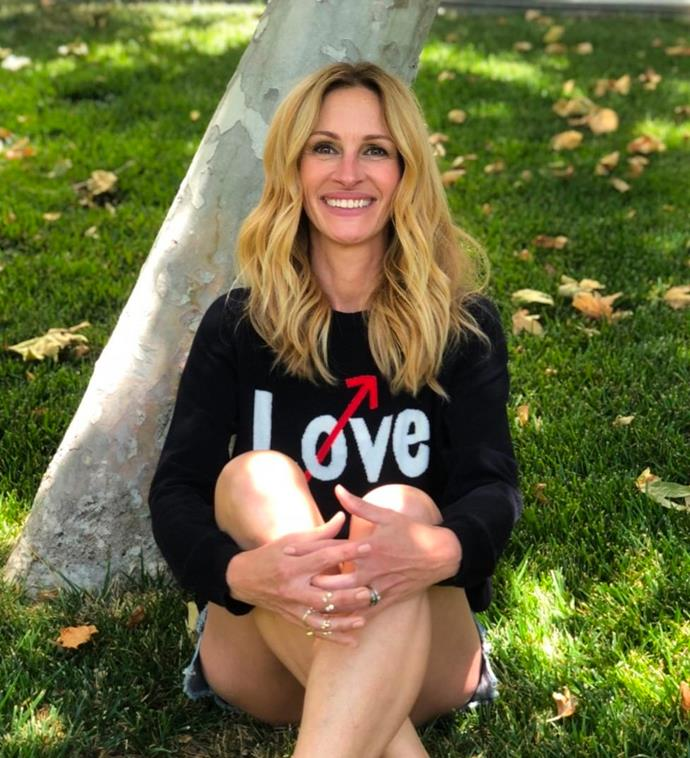 "***Julia Roberts ([@juliaroberts](https://www.instagram.com/juliaroberts/|target=""_blank""