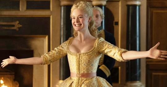 Rejoice! Elle Fanning's 'The Great' Is Returning For A Second Season