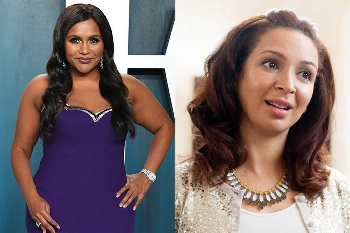 "*The Office* alumni, Mindy Kaling almost cast in Maya Rudolph's role as Lillian, in the 2011 hit *Bridesmaids*. Speaking to Andy Cohen on *[Watch What Happens Live](https://www.eonline.com/news/579143/mindy-kaling-reveals-she-lost-bridesmaids-role-to-maya-rudolph-as-kristen-wiig-ends-sequel-rumors|target=""_blank""