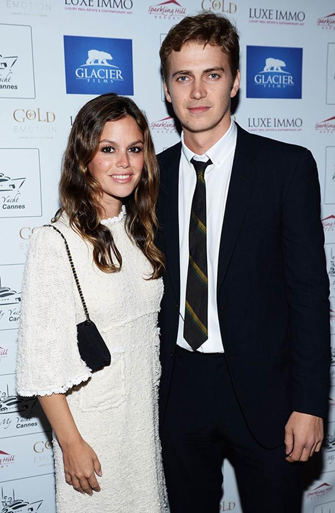 **Rachel Bilson and Hayden Christensen** <br><br> Bilson and Christensen have kept a low profile in recent years. They co-starred together in 2008's *Jumper* and had somewhat of an on-off relationship. But, after the birth of their daughter, Briar Rose, the pair ultimately split.