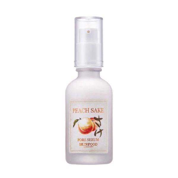 """**Best Korean Beauty Vitamin C Serum For Acne-Prone Skin**<br><br>  The brand's philosophy is centred around using only top quality food ingredients, and this vitamin C serum is no exception. It's core components are peach extract and rice sake, which help minimise the appearance of pores while controlling oil production. It also includes silica powder to absorb excess sebum and vitamin A.<br><br>  *Peach Sake Pore Serum by Skinfood, $25.61 at [iHerb](https://fave.co/2NZerUj