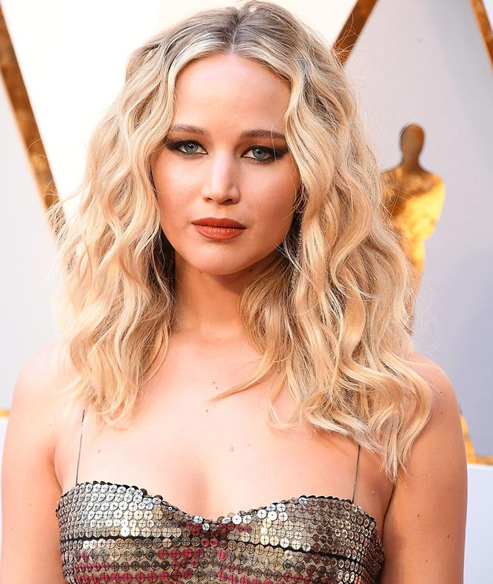 "**Jennifer Lawrence** <br><br> Jennifer Lawrence has always had a candid stance against social media. And after she spoke to *[BBC Radio 1](http://www.bbc.co.uk/programmes/p02bqzph|target=""_blank""