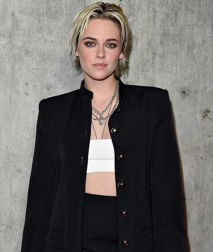 "**Kristen Stewart** <br><br> While never having publicly operated a social media account, Kristen Stewart has a very straightforward take on how others use their platforms. Speaking with *[CBS News](https://www.cbsnews.com/news/kristen-stewart-we-are-all-stalkers/|target=""_blank""