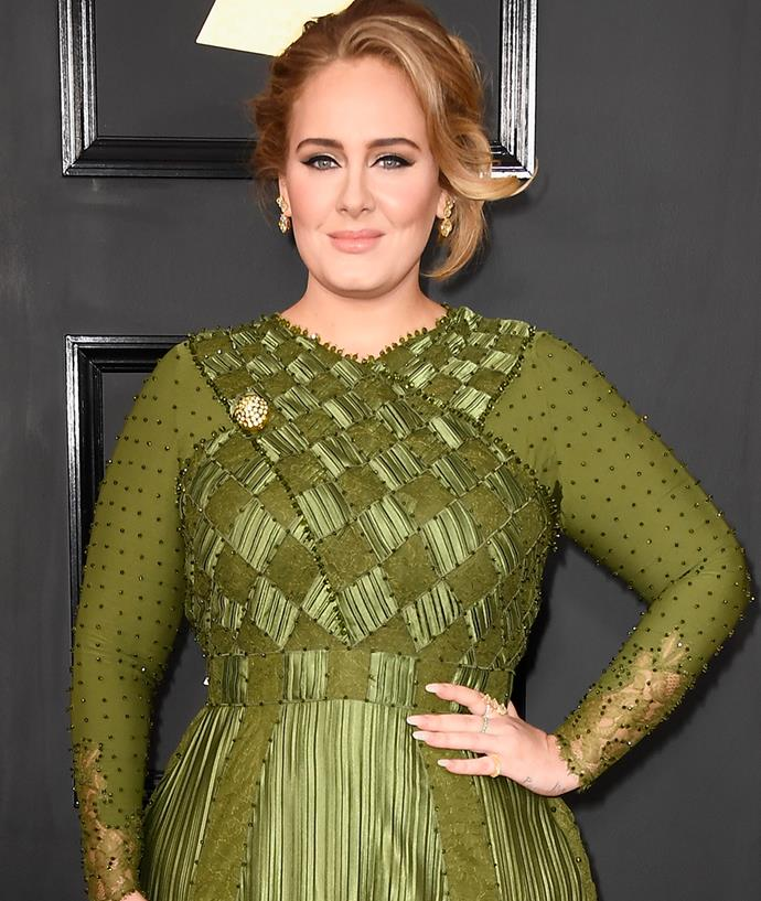 "**Adele** <br><br> Speaking to *[i-D](https://i-d.vice.com/en_gb/article/adele-exclusive-full-cover-story-i-d|target=""_blank""