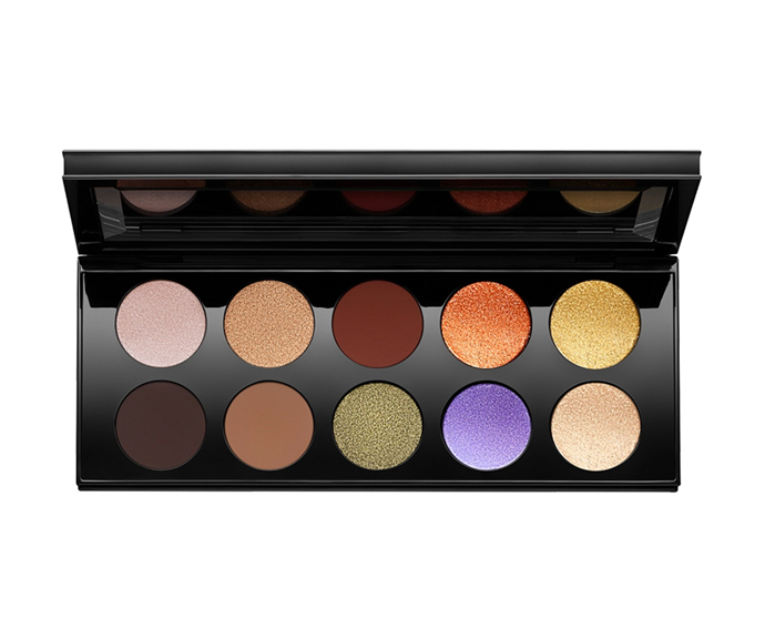 "**Mothership VI Midnight Sun Eyeshadow Palette by Pat McGrath Labs, $195 at [Sephora](https://www.sephora.com.au/products/pat-mcgrath-mothership-vi-midnight-sun-eyeshadow-palette/v/midnight-sun|target=""_blank""