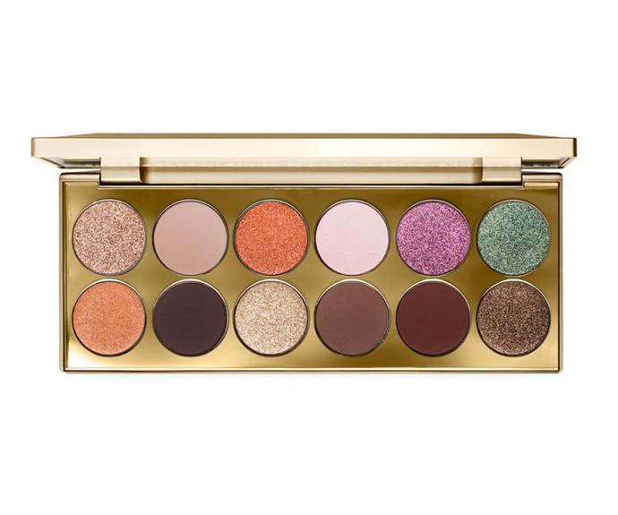 "**After Hours Eye Shadow Palette by Stila, $83 at [MECCA](https://www.mecca.com.au/stila/after-hours-eye-shadow-palette/I-038670.html|target=""_blank""