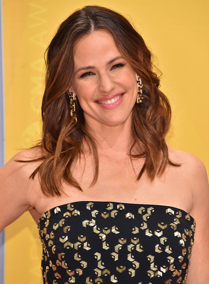 **Jennifer Garner: *Playing the saxophone*** <br><br> This one doesn't sound so weird after hearing some of the above, however, we love that Garner even serenaded Reese Witherspoon with a sax solo on her birthday. The best kind of friendship, if you ask us.