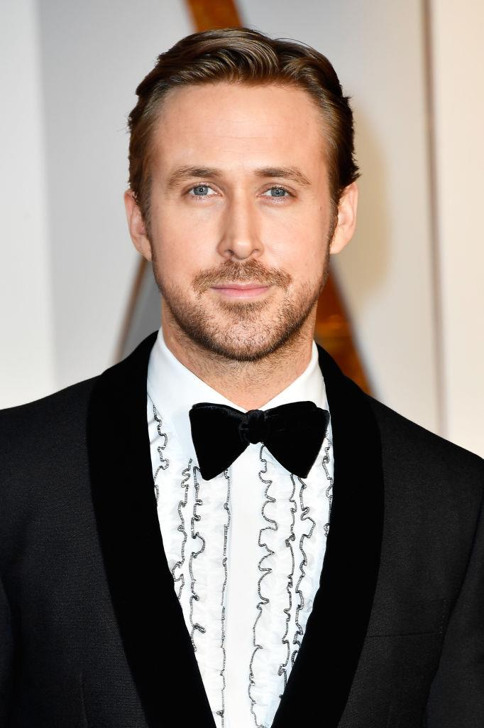 "**Ryan Gosling: *Knitting*** <br><br> In an interview with *GQ* Australia, Gosling revealed that he learned how to knit on the set of *Lars and the Real Girl* and kept up the hobby. The actor even admitted, ""If I had to design my perfect day, [knitting] would be it. And you get something out of it at the end. You get a nice present. For someone who wants an oddly shaped, off-putting scarf."" And we have to agree, the perfect day *would* be knitting with Ryan Gosling."
